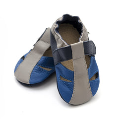 Liliputi Soft Sole Sandals: Atacama Navy