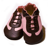 Liliputi Soft Sole Shoes: Pink Sport