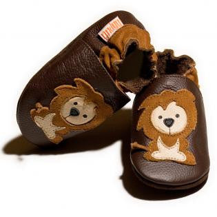 Liliputi Soft Sole Shoes: Protector Lions