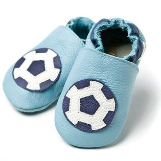 Liliputi Soft Sole Shoes: Soccer Shoes
