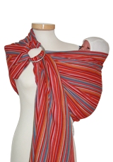 Storchenwiege Ring Sling: Lilly