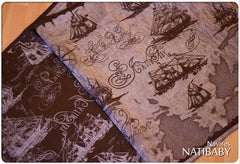 Metamorphosis Wrap Conversion Ring Sling: Natibaby Navires