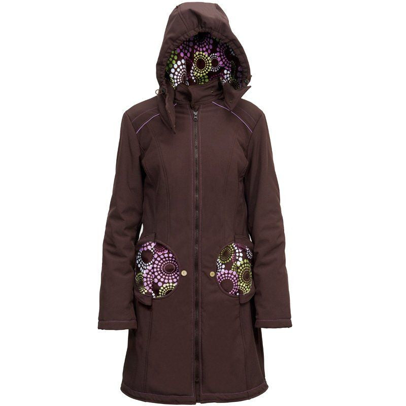 Liliputi Mama Coat - Lavendering *IN STOCK*