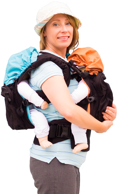 TwinGo Baby Carrier