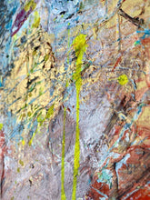 Load image into Gallery viewer, Life Is Good! Diptych - Original Abstract Art-GINNY ST. LAWRENCE