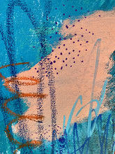 Load image into Gallery viewer, Therapeutic Reality Diptych - Original Abstract Art-GINNY ST. LAWRENCE