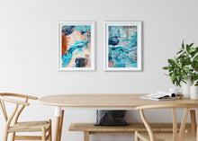 Load image into Gallery viewer, Wicked Swell - Original Abstract Art-GINNY ST. LAWRENCE