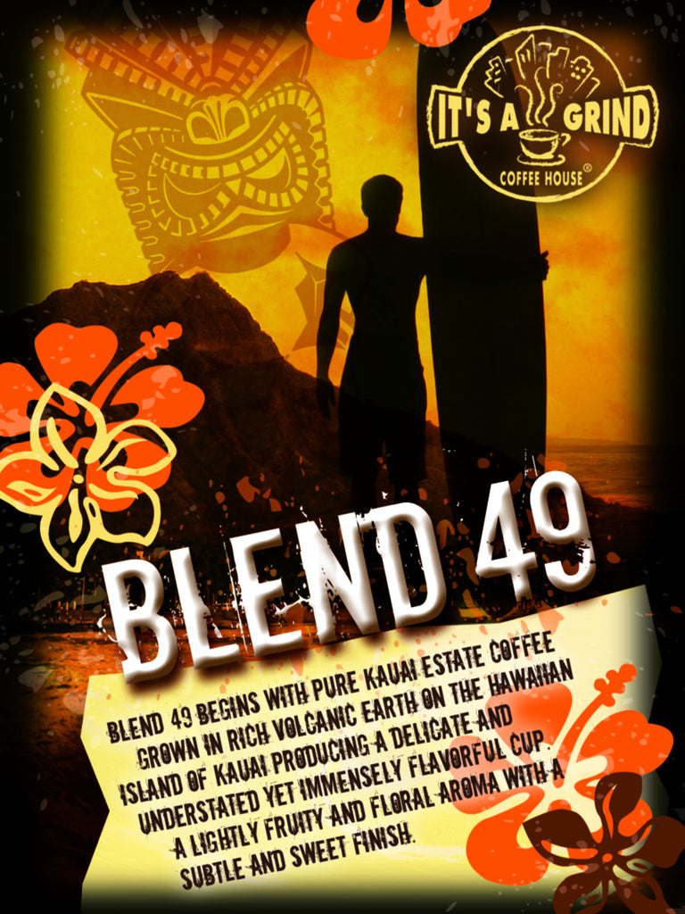 its a grind coffee house blend 49