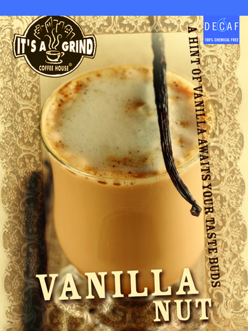 Vanilla Nut - DECAF