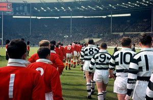 Widnes v Hull Kingston - Rugby League Final - 1964