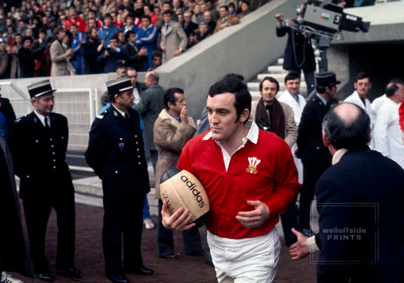 Rugby Union - Five Nations - France v Wales - 1977
