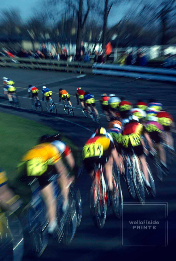 Abstract Cycling - 1980
