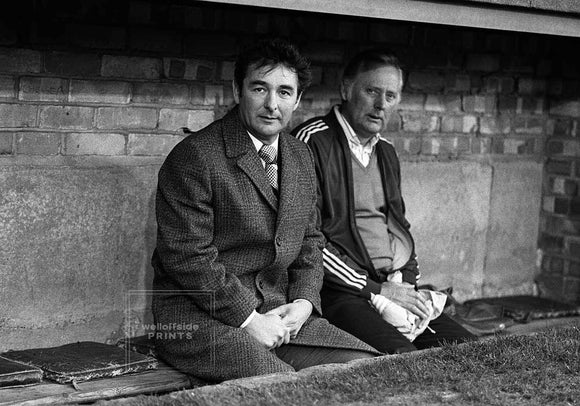 Brian Clough and Peter Taylor - 1978