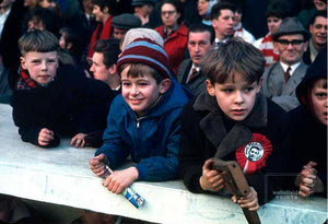 Young Supporters - Burnley v Manchester United - 1967