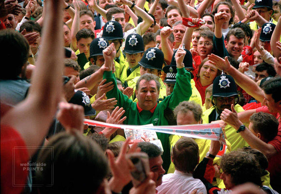 Brian Clough Farewell - 1993
