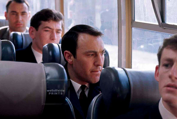 Jimmy Greaves - Team Coach - 1966