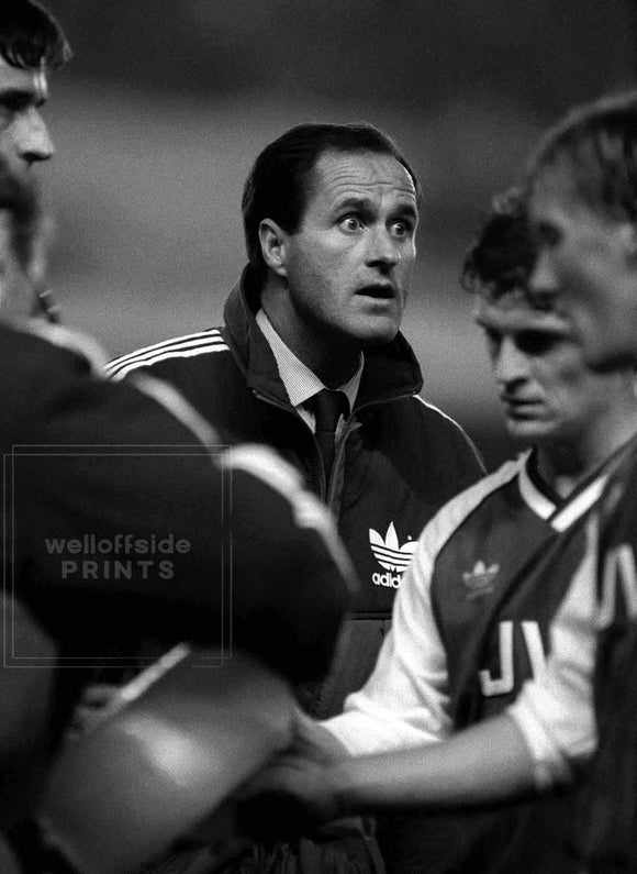 George Graham - Arsenal v Liverpool - 1988