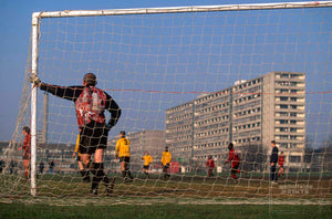 Sunday Morning Football - Goalie - 1997