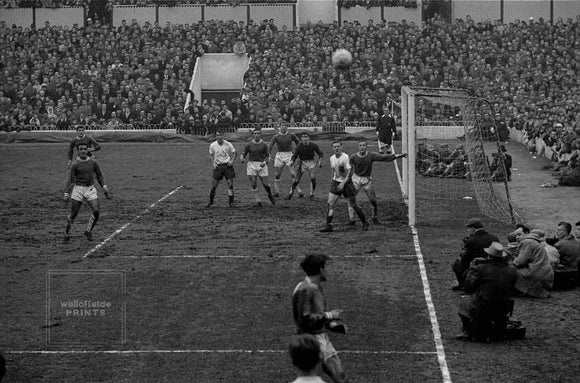 White Hart Lane - Corner - 1961