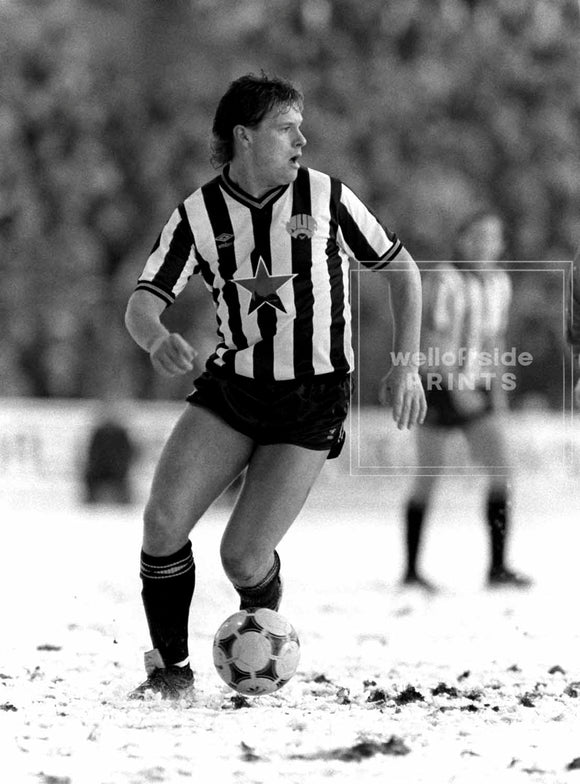 Paul Gascoigne - Newcastle Utd - 1986