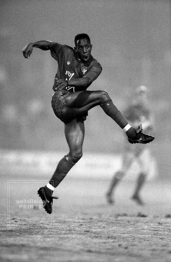 Ian Wright - Crystal Palace - 1989