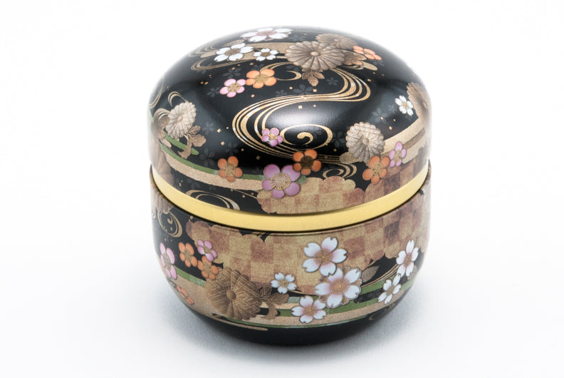 Tea Canister - Metal 100g