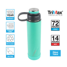 Load image into Gallery viewer, Boulder Insulated Tea Travel Mug 24 oz