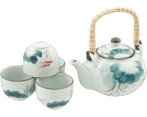 Pond Tea Set