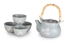Load image into Gallery viewer, Cherry Blossom Tea Sets
