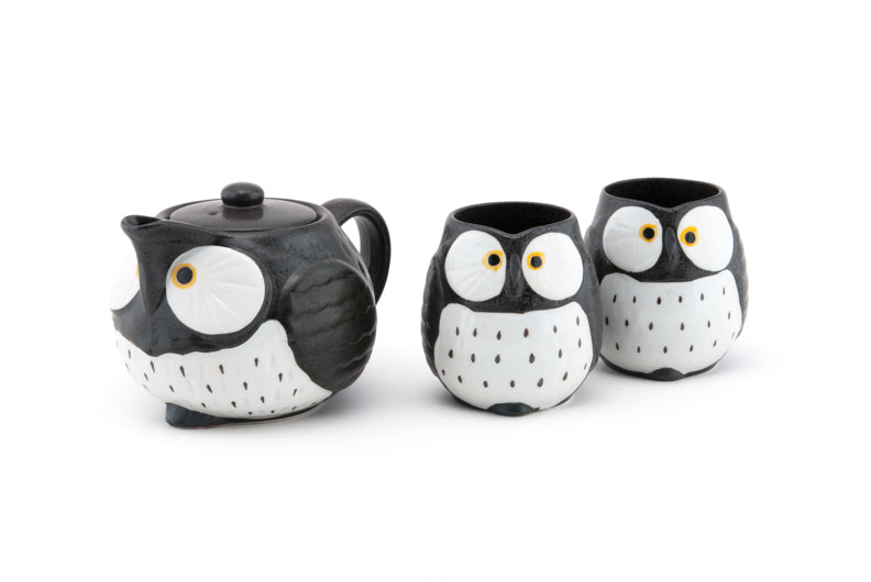 Owl Tea Sets