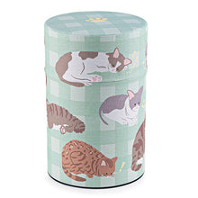 Load image into Gallery viewer, Washi Japanese Tea Tin 2.5""