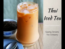 Load and play video in Gallery viewer, Thai Tea - Loose