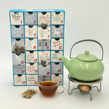 Load image into Gallery viewer, Tea Advent Calendar - Christmas 24 Days Of Tea