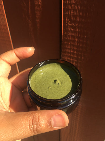Wheatgrass & Mushroom Vitamin Boost Face Mask
