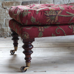 Load image into Gallery viewer, Country house footstool