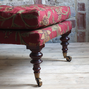 Country house footstool
