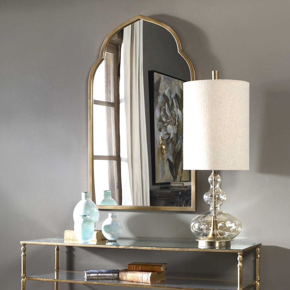 Load image into Gallery viewer, Darnetta Mirror, Gold