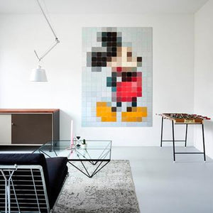 Mickey Mouse Pixel