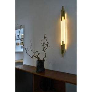 Load image into Gallery viewer, Wall Lamp, Gold