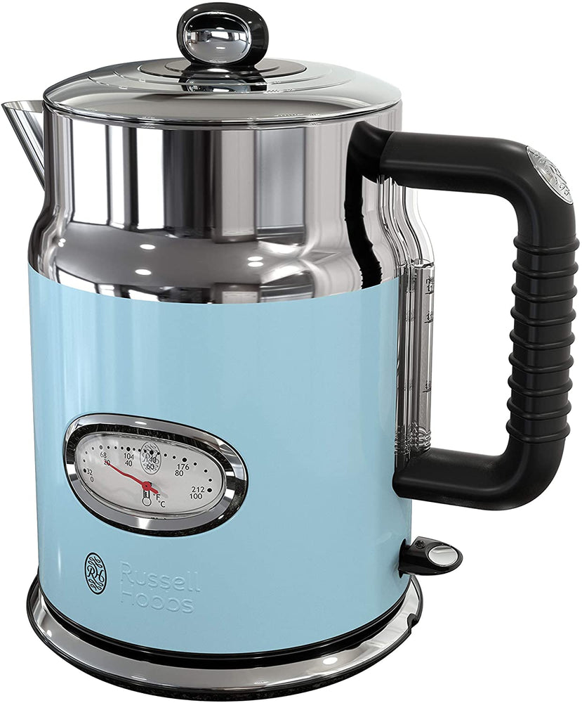 Retro Style 1.7L Electric Kettle