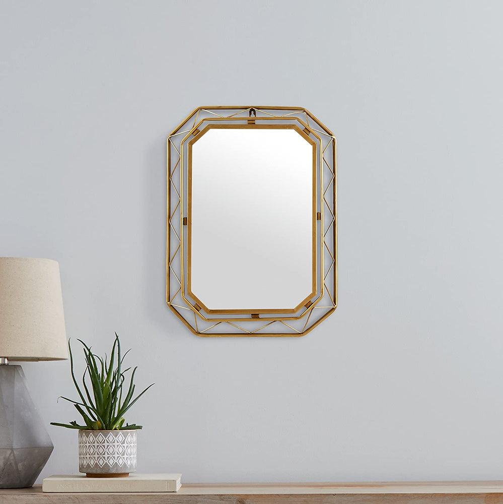 Load image into Gallery viewer, Octagonal Mirror