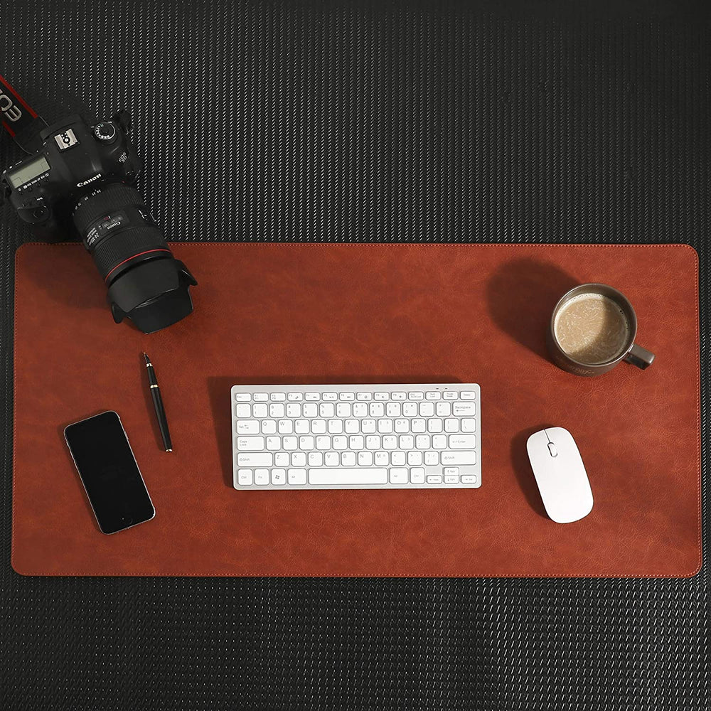 Dual-Sided Office Desk Pad