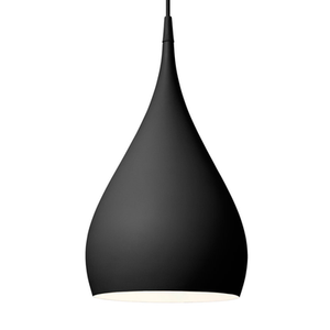 Spinning Pendant Matt Black