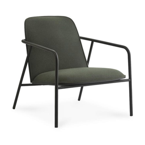 Pad Lounge Chair Low