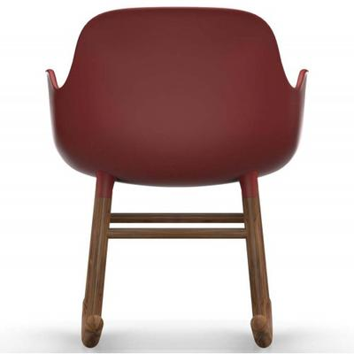 Load image into Gallery viewer, Form Armchair, Walnut, Rocking