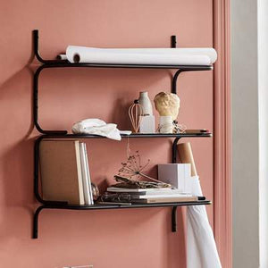 Wired Wall Shelf