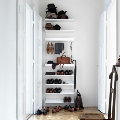 Hallway Multi-Function Shoe Shelf