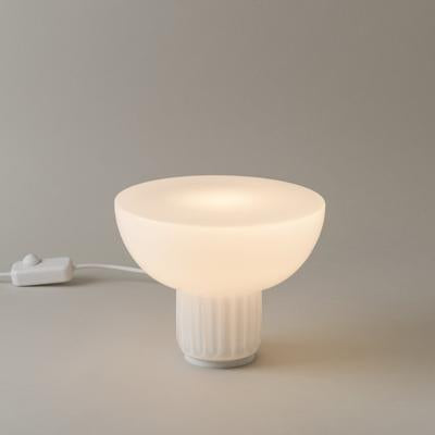 Load image into Gallery viewer, Standard Table Lamp . Shiny Opal