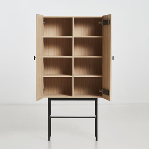 Load image into Gallery viewer, Array Highboard, Oak