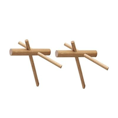 Sticks Hook Set Of 2